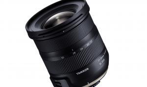 Neues Ultra-Weitwinkelzoom angekündigt: Tamron 17-35mm F/2.8-4 Di OSD