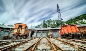DigitalPHOTO-Akademie: Fotoexkursion zum Eisenbahnmuseum Dieringhausen