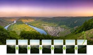 Panoramabilder mit Affinity Photo