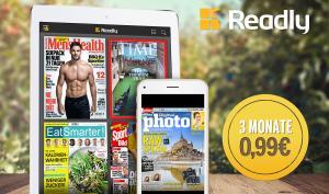 Jetzt schnell das Sommer-Spezial sichern: 3 Monate DigitalPHOTO für 99 Cent!