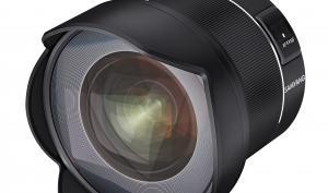 Neues Autofokus Objektiv Samyang AF 14mm F2.8 Nikon F