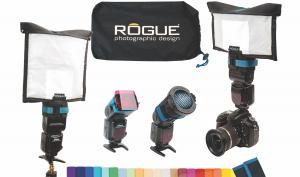 Im Kurztest: Rogue FlashBender 2 Kit