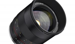 Samyang launcht neues Objektiv für spiegellose Kameras - MF 85mm F1.8 ED UMC CS