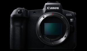 Spiegelloses Vollformat: Canon präsentiert sein neues EOS R System