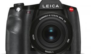 Neuigkeiten im Mittelformat: Leica S3