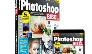 PhotoshopBIBEL 1/2019 - jetzt im Handel!