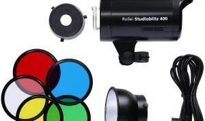 Rollei - Neuer Studioblitz 400 erhältlich