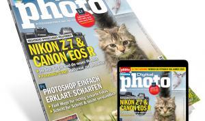 Jetzt erhältlich: DigitalPHOTO 11/2018 - Megatrend spiegelloses Vollformat!