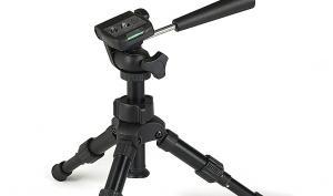 Kaiser Fototechnik - Kamera-Tischstativ für DSLRs