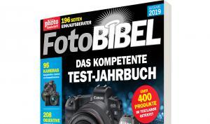 Druckfrisch: FotoBIBEL 1/2019 ab sofort im Handel und als Download erhältlich