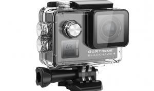 GoXtreme Black Hawk+ - Action Videos in 4k mit höherer Framezahl