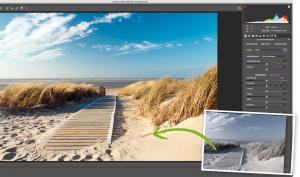 Die Grundeinstellungen in Camera Raw - Photoshop einfach erklärt