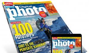 Ab sofort im Handel: DigitalPHOTO 02/2019 - Die 100 besten Fototipps!