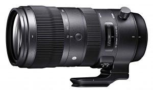 Lesertester gesucht: Sigma Zoomobjektiv 70-200mm F2.8 DG OS HSM SPORTS testen & behalten