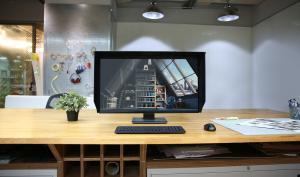 Monitor für professionelle Bildbearbeitung : Acer ProDesigner PE320QK