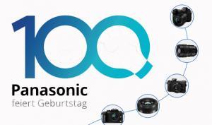 Panasonic feiert Geburtstag - über 100 Jahre Firmengeschichte voller Innovationen