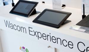 Wacom eröffnet Experience Center: Grafik-Tablets ausprobieren und 30 Prozent Eröffnungs-Rabatt genießen