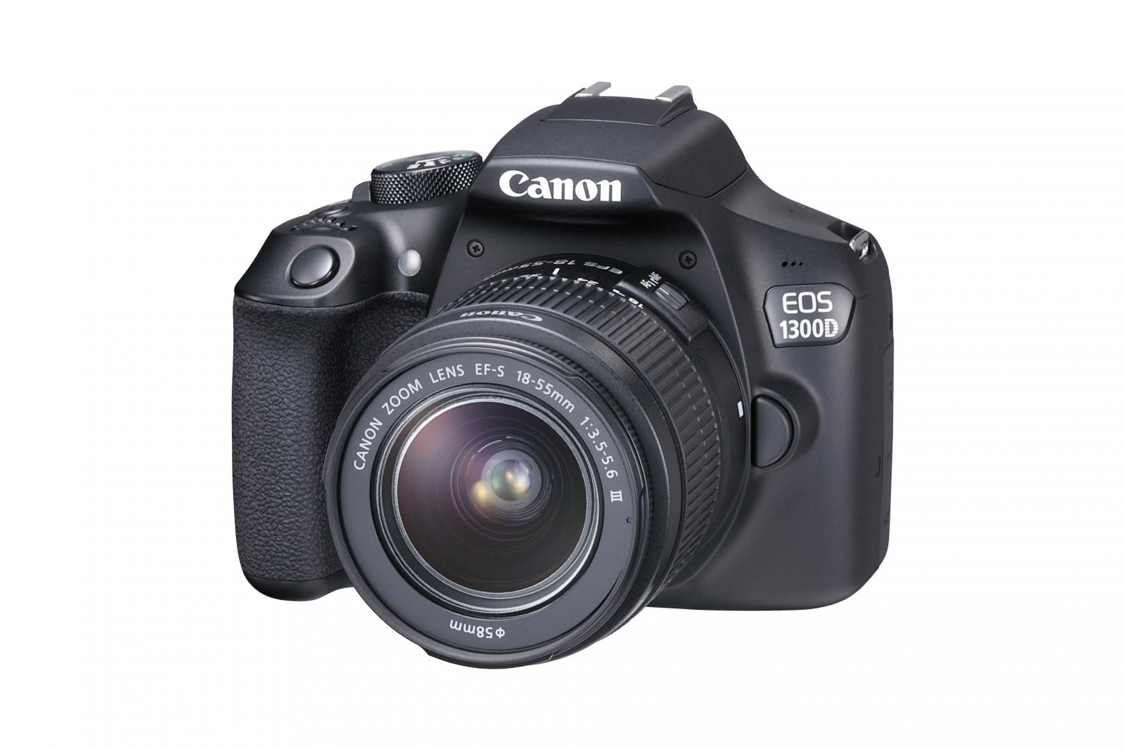Canon Eos 1300d Solide Dslr Für Einsteiger Digitalphoto