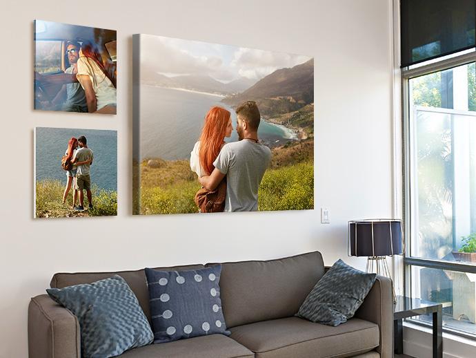 professioneller fotodruck auf leinwand forex acrylglas u. Black Bedroom Furniture Sets. Home Design Ideas