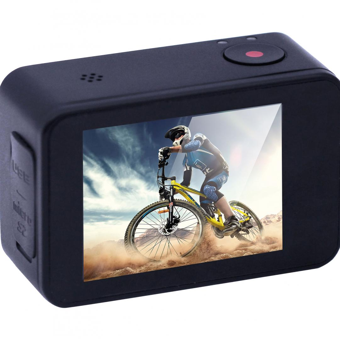 goxtreme axis action cam mit integriertem gimbal. Black Bedroom Furniture Sets. Home Design Ideas