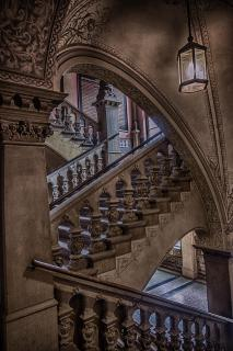 Treppe im LG-HB