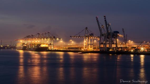 Hamburger Hafen @work
