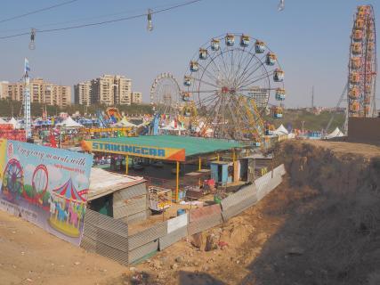 Sagu Dreamland in der Nähe von Delhi