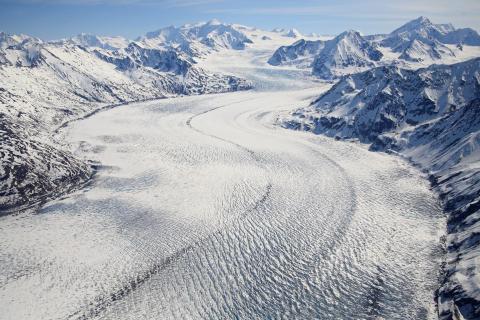 Knik-Glacier