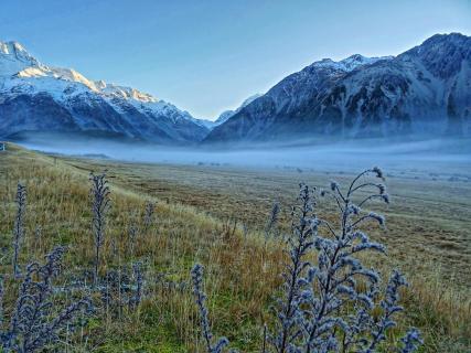 Mount Cook Nationalpark, Neuseeland