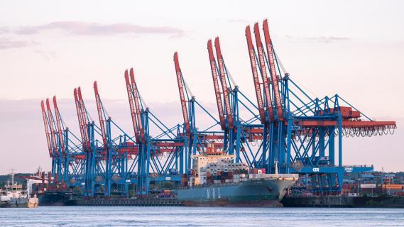 Container Terminal Alternwerder