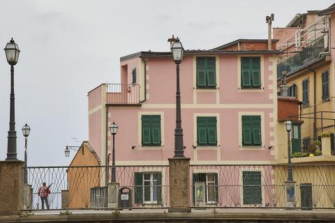 Italia chiusa Vernazza