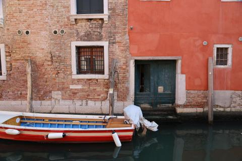 Backstreet in Venice