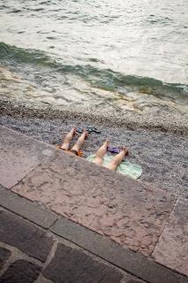 Gardasee - Strandpromenade