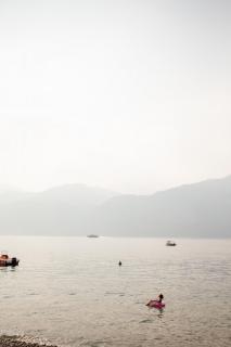 Gardasee - Treiben lassen