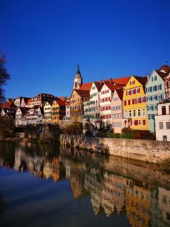 Tübingen im Winter