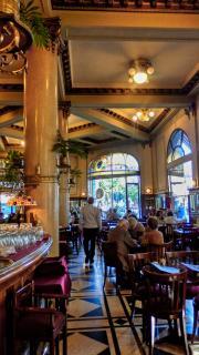 Café Las Violetas – Buenos Aires