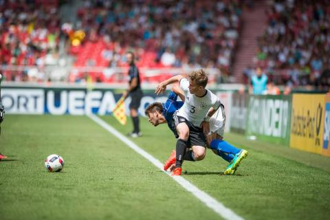 Fussball EM 2016 U19