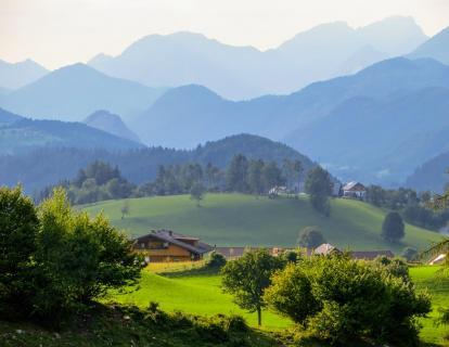 Oberösterreichs Bergwelt