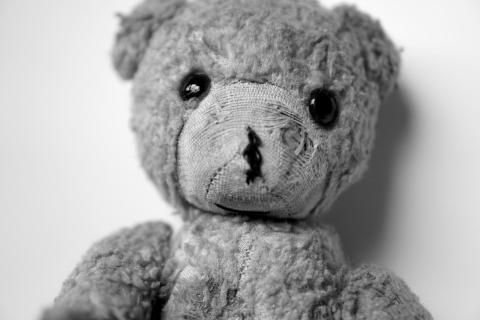 Geliebter Teddybär