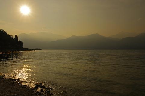 Gardasee im Traumlicht