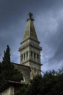 Kirchturm zu hl. Eufememia
