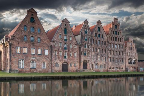 Lübeck Salzspeicher
