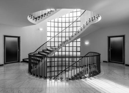 architektur wettbewerb spirale