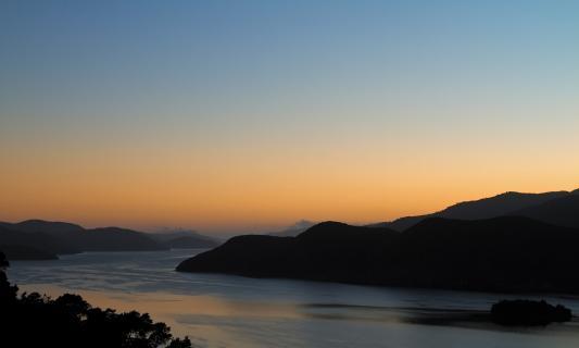 Momorangi Bay, Marlborough, New Zealand