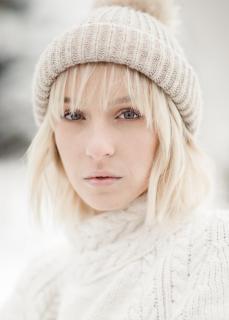 Winterporträt