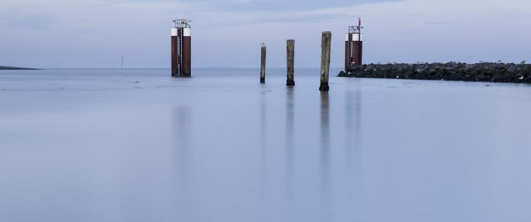 Hafeneinfahrt Hörnum Sylt