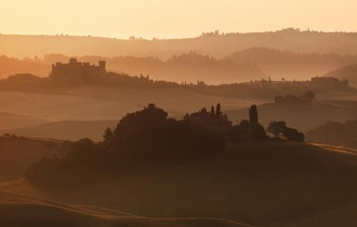 Golden Tuscany