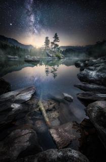 Der kleine See