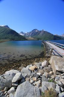 Am Svartisen-Gletscher 2