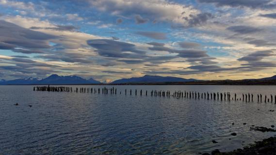 Chile - Puerto Natales - Historische Werft
